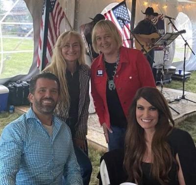 Congressman Greg Gianforte, Kristen Juras suspend public events after potential COVID-19  exposure