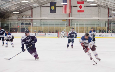 Bobcat Hockey back on the ice Friday night, have eyes on another trip to nationals