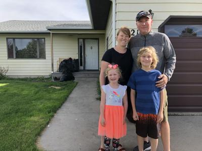 Fire leaves family of heroes without home, Bozeman community responds