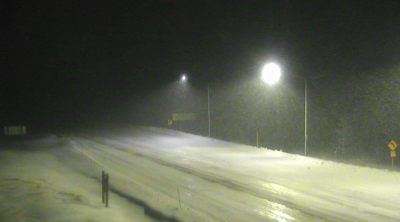 Parts of Montana waking up to snow and ice warning on area roadways
