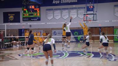 University of Providence volleyball games postponed and rescheduled