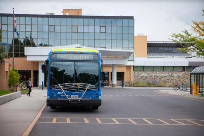 Mountain Line bus