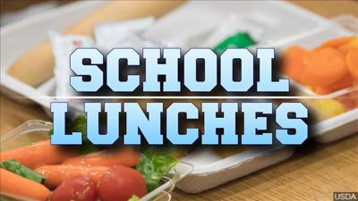 School Lunch information for the week of March 23 in Bozeman