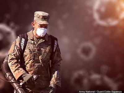 National Guard coronavirus