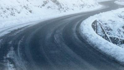 Snow and difficult travel likely