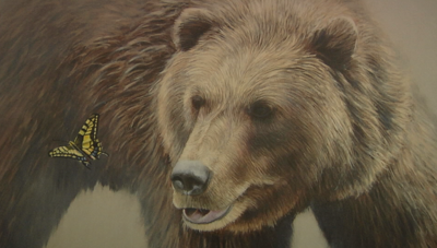 29-year-old Missoula artist opens wildlife animal in downtown