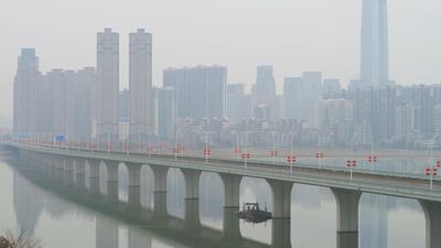 Life in Quarantine in Wuhan, China