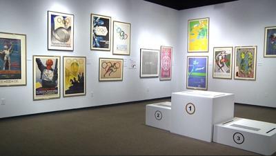 New Missoula art exhibit teaches Olympic history