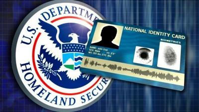 REAL ID Act goes into effect October 1st