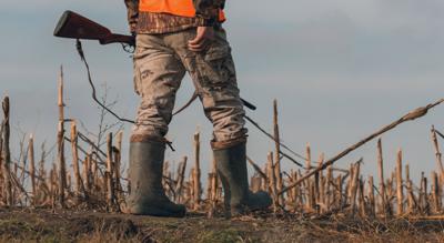Hunter, hunting, FWP