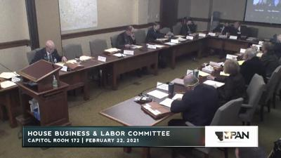 House Business and Labor Committee considers bills to change Governor emergency powers