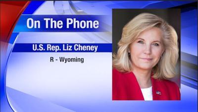 U.S. Rep. Liz Cheney On The Phone