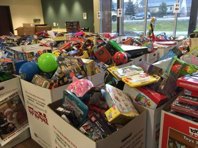 Local Toys for Tots sees most donations in years