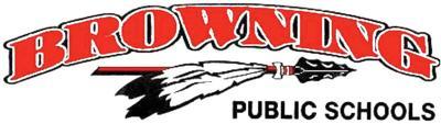 Browning Public Schools logo