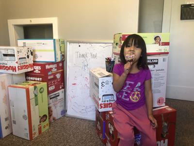 Bozeman community helps out Family Promise's diaper closet shortage