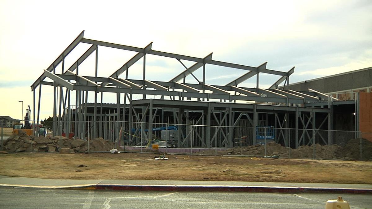 GFC MSU Construction
