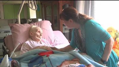 Montana Treasure: Nurse still makes house calls