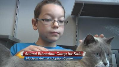 Animal Education Camp kicks off in Great Falls