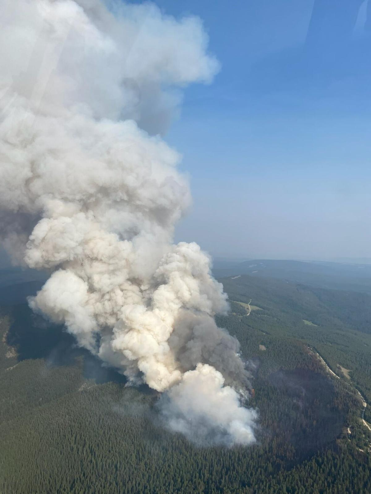 Balsinger Fire