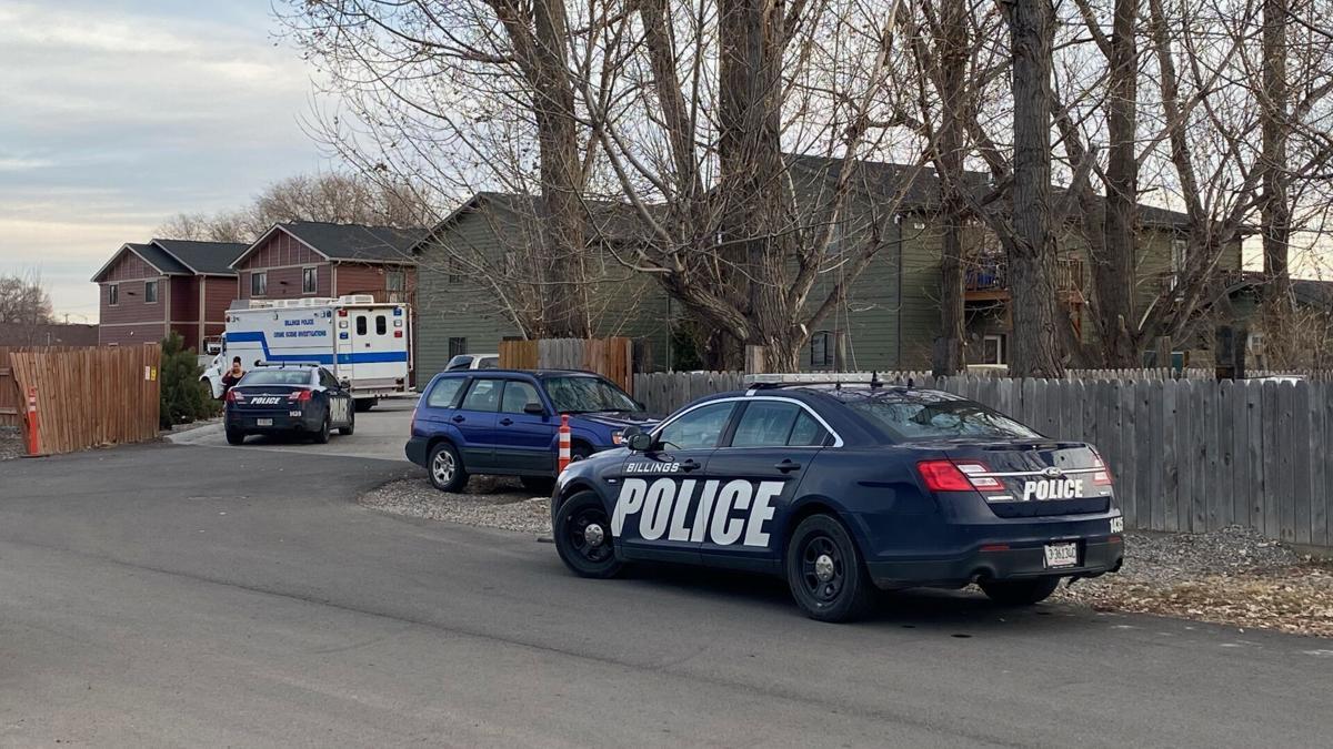 Billings police investigate death at apartment on Calhoun Lane