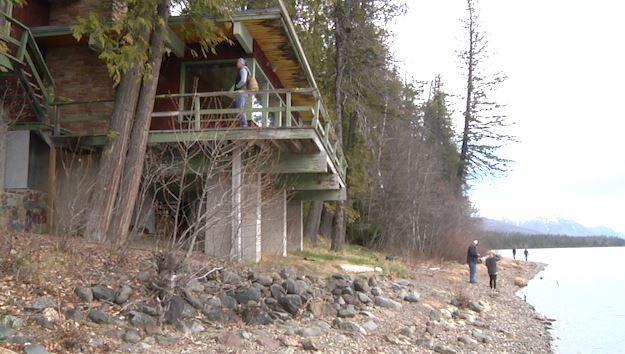 GNP Mobley Cabin