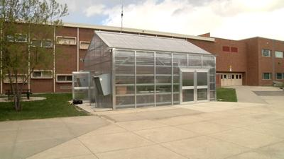 Capital High students sell produce to help fund greenhouse