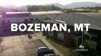 "Bozeman company West Paw featured on ABCs ""World News Tonight."""