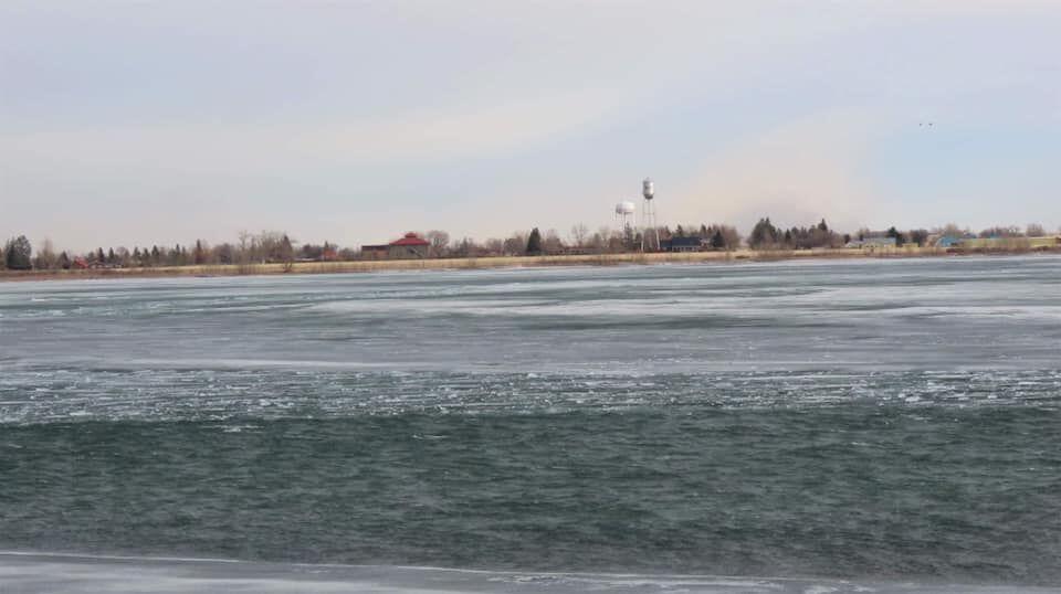 Valier Lake Frances