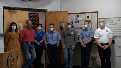Helena Fire Dept. fights more than just fires in 2020
