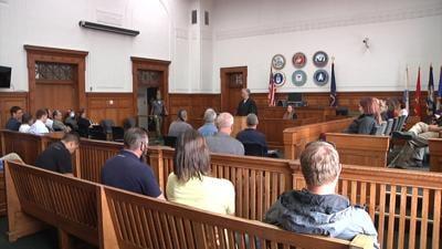 Veterans Treatment Court returns back to in-person graduation ceremonies