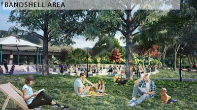 Caras Park renovations to start in October