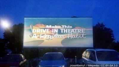 Outdoor movies make a comeback across Montana