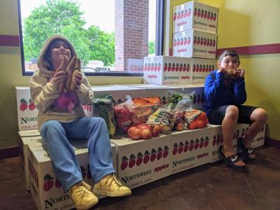12 Boys and Girls Clubs across Montana get hundreds of boxes of fresh food from Idaho produce company