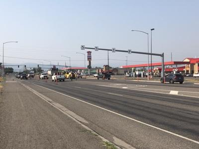 Chip seal project causing delays on Jackrabbit Ln