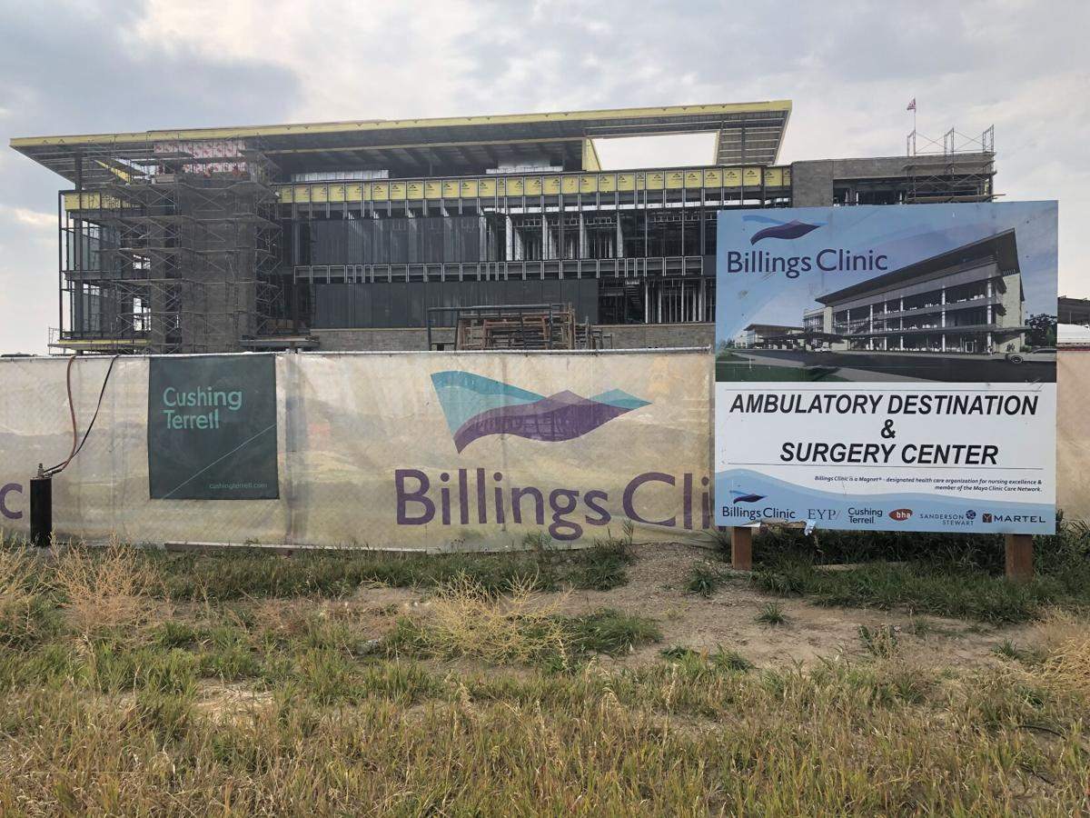 Billings Clinic Bozeman temporary sites ready for appointments, campus on schedule to open next year
