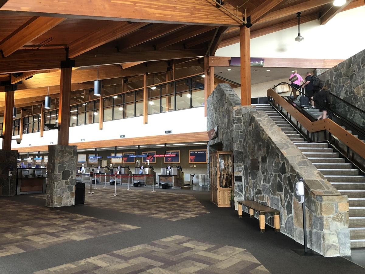 Bozeman Yellowstone International Airport reflects on changes from 9/11