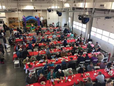 30th Annual Pancake Breakfast hosted by the Hyalite Firefighters this weekend
