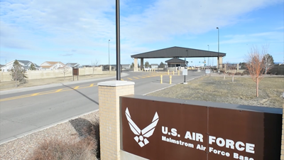 Malmstrom Air Force Base raises health protection condition to 'Charlie'
