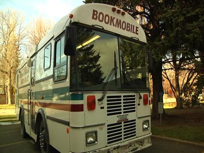 GFPL Bookmobile