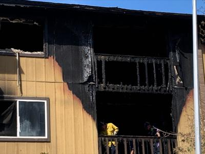 Nearly 40 Helena residents evacuated due to apartment fire