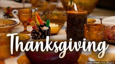 Thanksgiving resources around the Gallatin County area