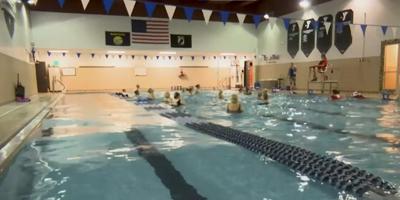 YMCA pool Billings