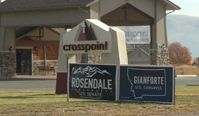 Missoula Church raises eyebrows for political campaign yard signs