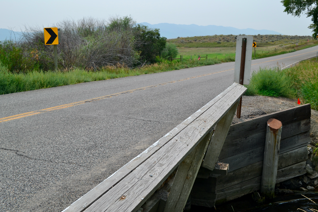 State plans to replace timber bridges on MT 86