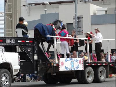 Annual Vigilante Day Parade