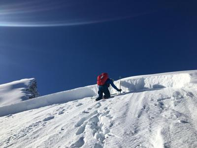 Cooke City-area avalanche sweeps Bozeman skiers down Republic Mountain