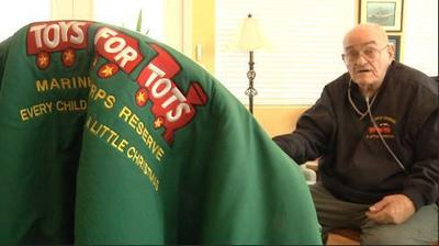 Montana Treasure: James Heffernan, man who brought Toys for Tots to Montana