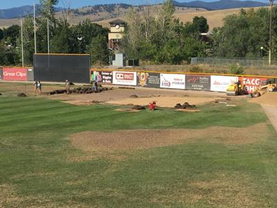 Clean-up continues at Osprey Stadium