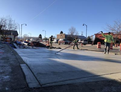 Bozeman Business Boom: Finishing up road construction before winter hits
