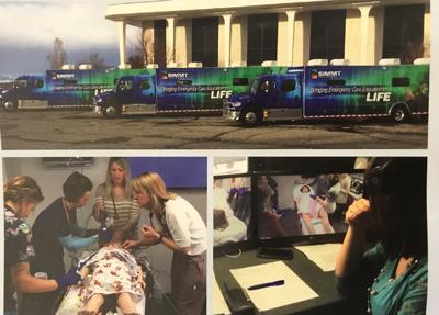 Travelling medical lab helping rural doctors keep their skills sharp
